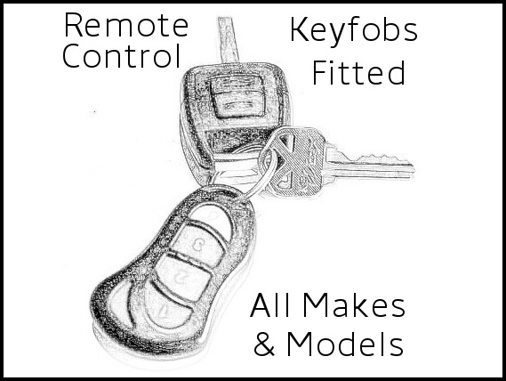 adding remote contol keyfobs